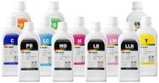 Tinta pigmentada para impresoras inkjet-1 litro