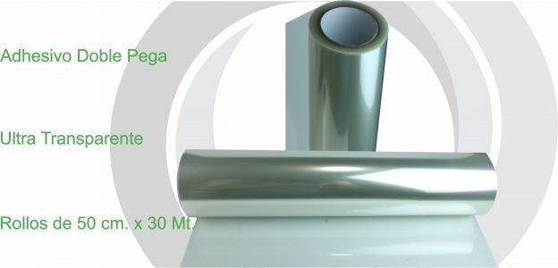 Adhesivo doble pegamento